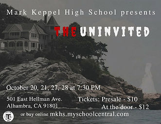 The uninvited production.jpg