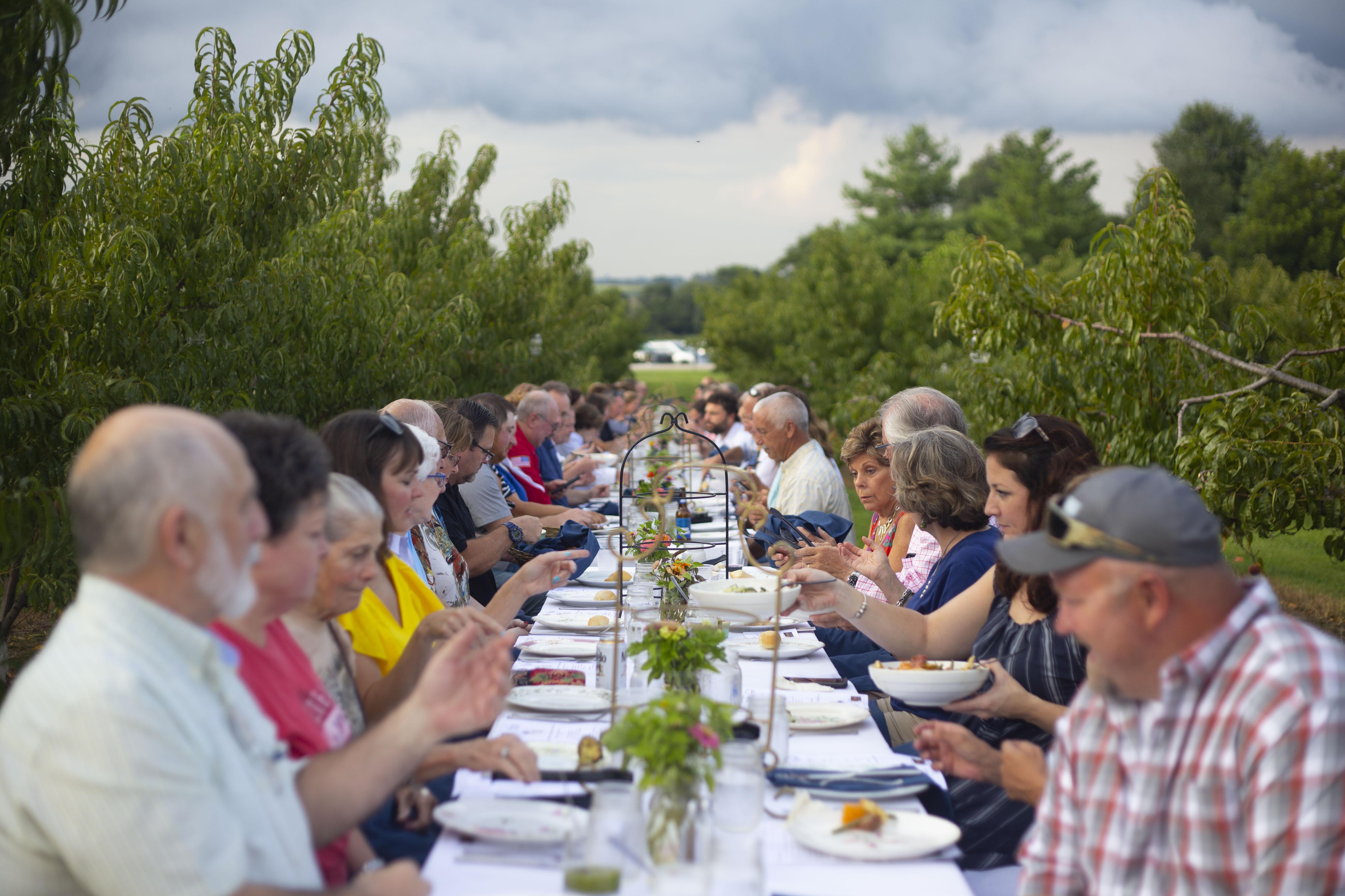 Farm to Fork Dinner