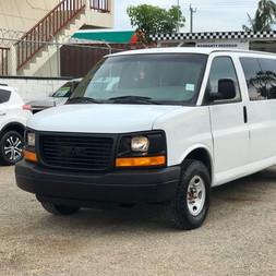 Search Vans, Car Guys Belize Ltd.