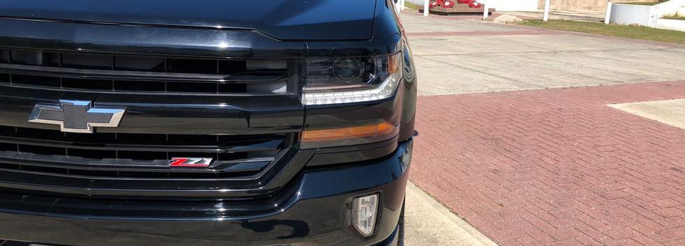 2016 Chevrolet Silverado LT Z71 4X4, Car Guys Belize Ltd.