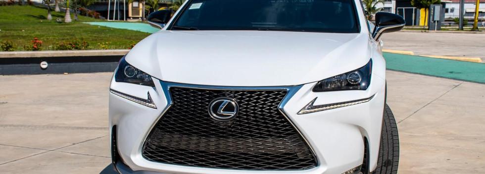 2017 Lexus NX 200T F-Sport, Car Guys Belize Ltd.