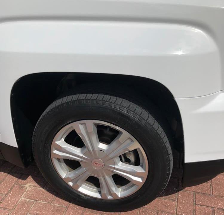 2017 GMC Terrain SLE, Car Guys Belize Ltd.