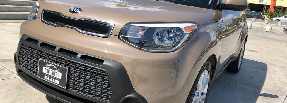 2015 Kia Soul Plus, Car Guys Belize Ltd.