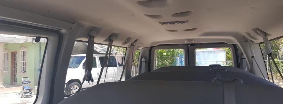 2011 Ford Ecnoline, Car Guys Belize