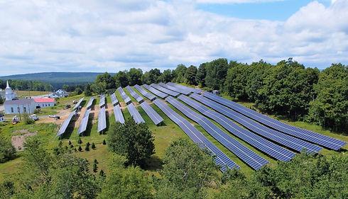 1.38 MW-Solar-Array-Windsor Congregation