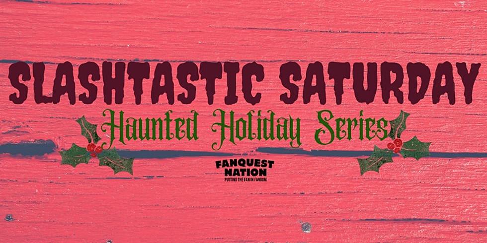 Slasthtastic Saturday Movie Viewing: A Cadaver Christmas