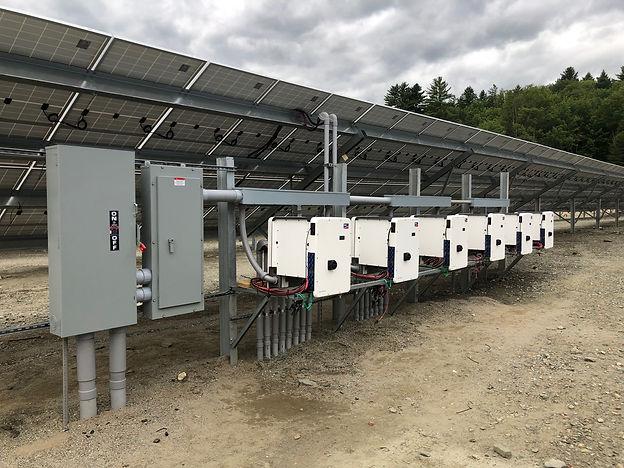 Kingsbury - Vermont - Solar Array - Aegi