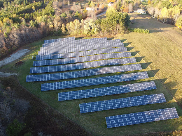 Barre Osborne - Vermont - Solar Array -