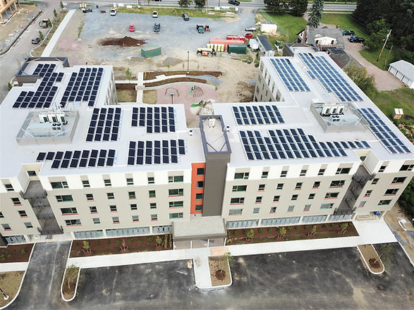 129.5 kW-Solar-Array-Laurentide Housing-