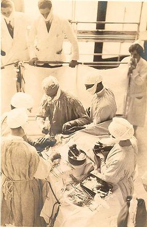 Cushing en opération