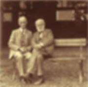 Harvey Cushing et Ivan Pavlov
