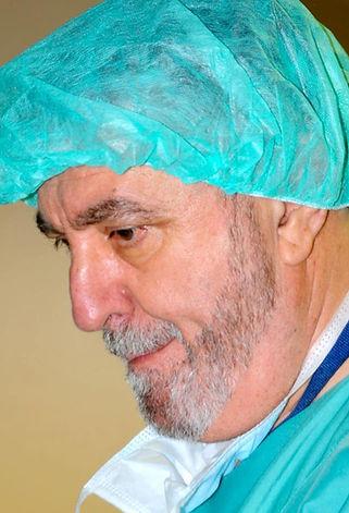 Prof. Edoardo Bisio, anesthésiste