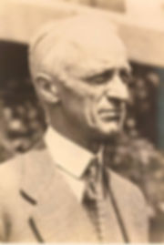 Harvey Cushing portrait