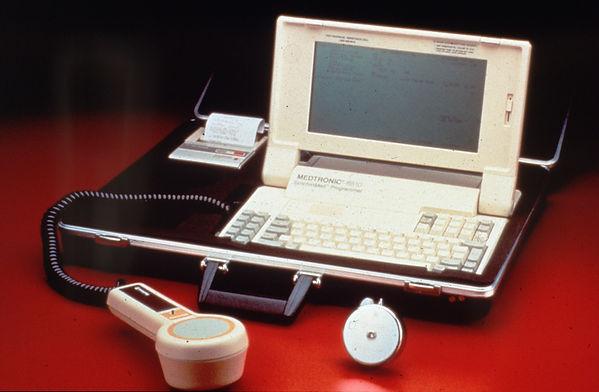 Programmeur (ancien) pour pompe à morphine