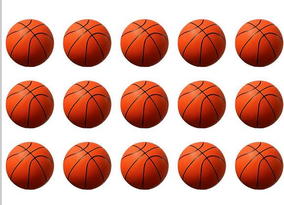 דף אכיל לקאפקייקס כדורסל 722