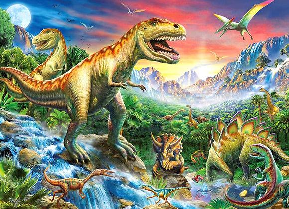 דף אכיל לעוגה דינוזאורים 6801