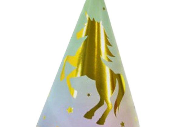 כובעי יום הולדת חד קרן