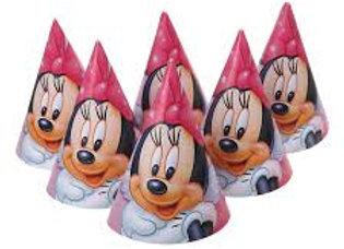 כובעי יום הולדת מיני מאוס