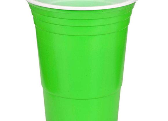 """כוס גדולה ירוקה 360 מ""""ל"""