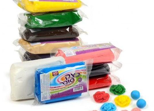 בצק סוכר 400 גרם עלמה צבע גוף