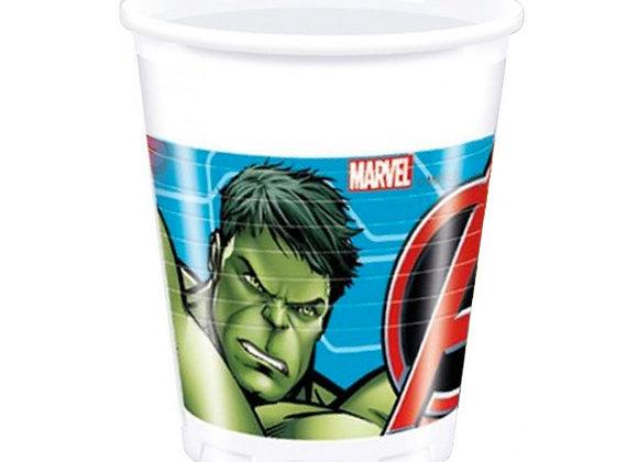 כוסות הנוקמים גיבורי על