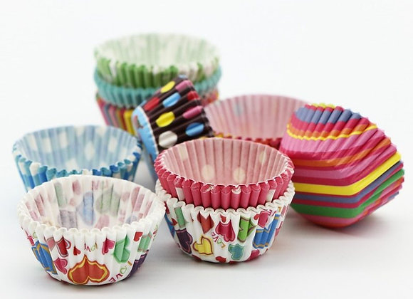 מנג'טים בצבע שונים גדלים 1.5-4