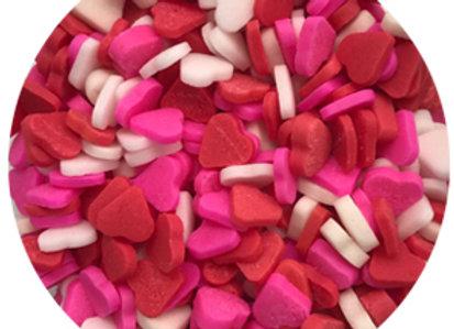סוכריות קישוט לעוגה מיקס אהבה