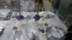 שולחן חגיגי לחג