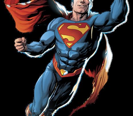 דף אכיל לעוגה סופרמן