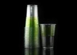 כוס מרוקאית ירוקה