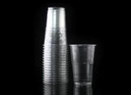 כוס מרוקאית אפורה