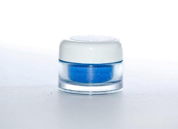 אבקת נצנצים אכילה בצבע כחול