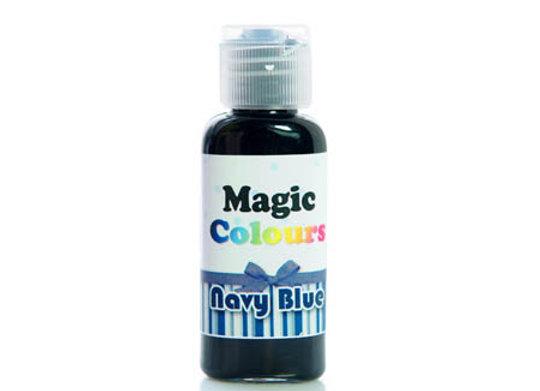 צבע מאכל כחול MAGIC COLOURS
