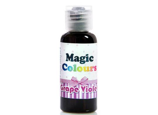 צבע מאכל סגול MAGIC COLOURS