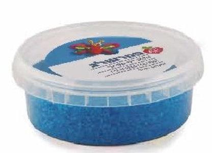 """קוקוס """" ים"""" בצבע כחול"""