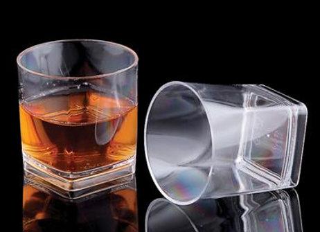 כוס שוט מרובע