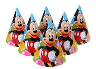 כובעי יום הולדת מיקי מאוס
