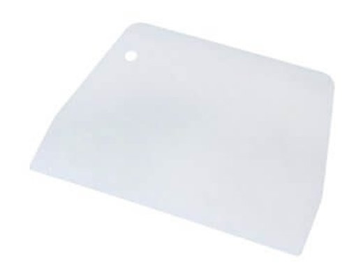 קלף פלסטיק גדול לקצפת