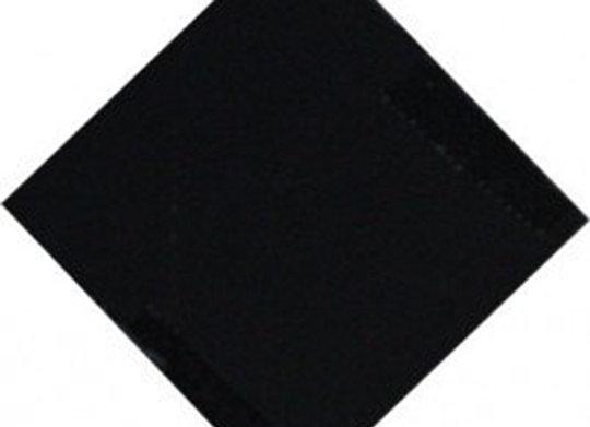 מפית דו שכבתית צבע שחור 50 יחידות