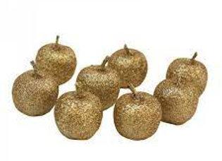 תפוחים מיני ירוקים לקישוט