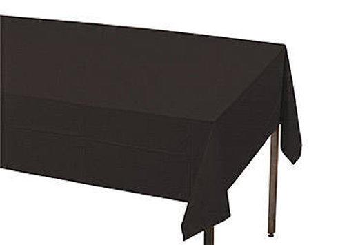 מפת שולחן שחורה אלבד 2.70 מטר 1.20 רוחב