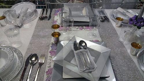 שולחן חגיגי מעוצב לחג