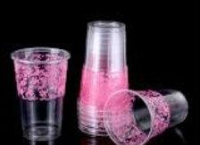 כוס מרוקאית ורודה