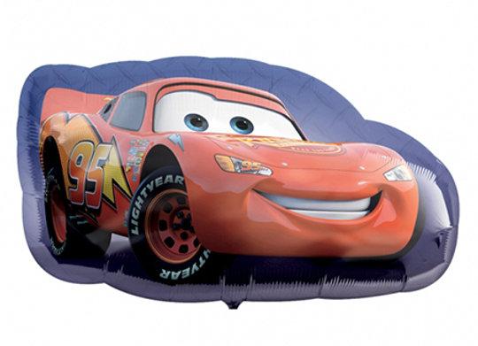 בלון גדול מכוניות