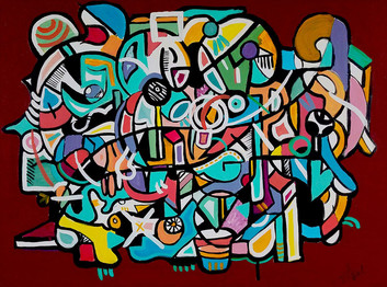Mayjoring in Art; Higher Learning