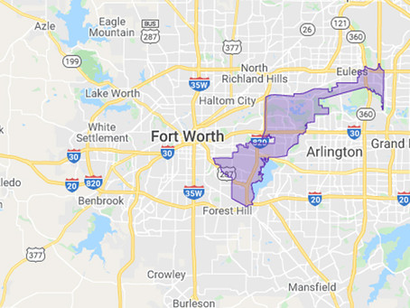 Fort Worth City Council, District 5