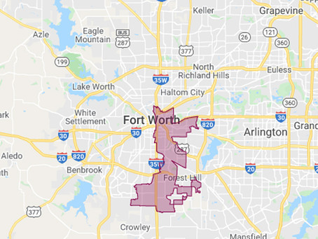 Fort Worth City Council, District 8