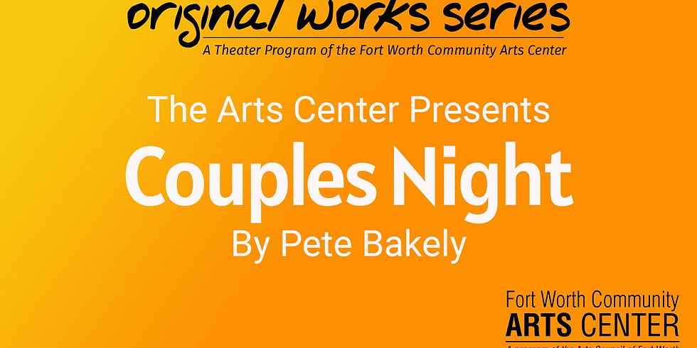 Original Works Series Reading - Couples Night , performed by Drag Strip Courage