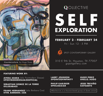 Seven Talented Emerging Queer Artists - Opening Reception and a Talk With Bill Arning