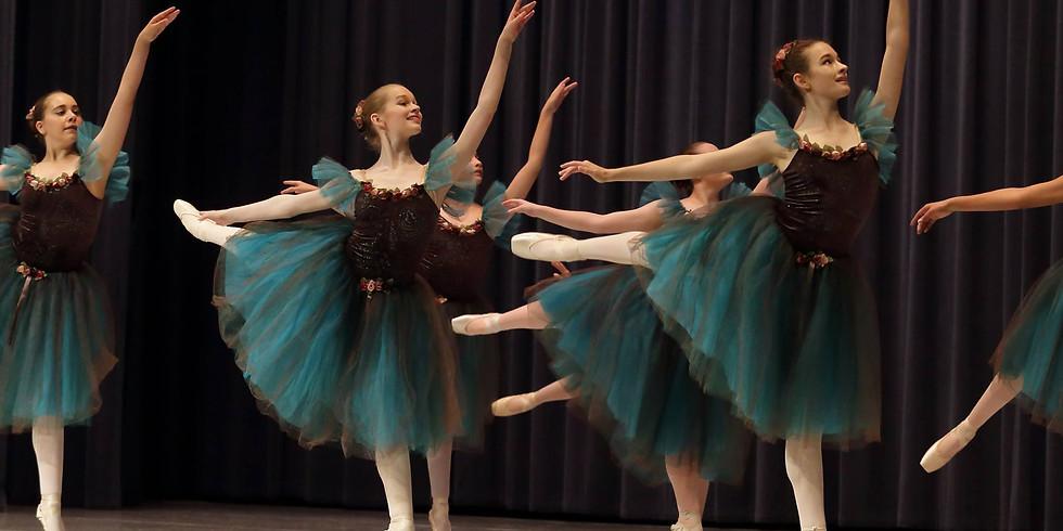 Ballet Center Spring Dance Recital
